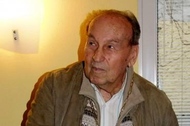 90 let Vaška Horyny - zakladatele oddílu