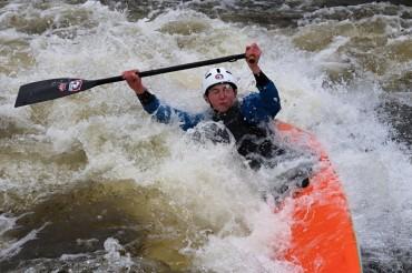 Roudnice 2019 slalom