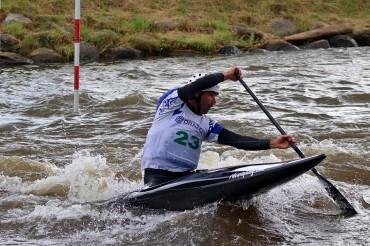 Jihočeské slalomy 2019